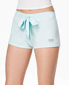 Blue by Betsey Johnson Bridal Terry Shorts