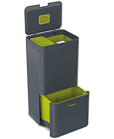 Joseph Joseph Totem 60-Liter Waste Separation & Recycling Unit