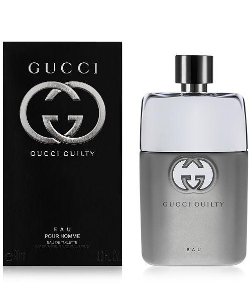 61cdb67c1c7 Gucci Guilty EAU Pour Homme Eau de Toilette Collection   Reviews ...