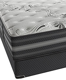 "Beautyrest Black Reyna 13.5"" Luxury Firm Mattress Set- King"
