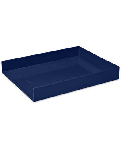 Poppin Stackable Letter Tray