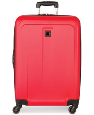 "Image of Delsey Free Style 2.0 25"" Hardside Expandable Spinner Suitcase, Only at Macy's"