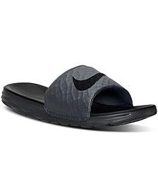 Nike Men's Benassi Solarsoft Slide 2 Sandals from Finish Line