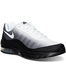 Men's Air Max Invigor Print Running Sneakers from Finish Line