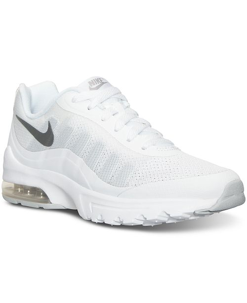 ... Nike Women s Air Max Invigor Running Sneakers from Finish Line ... 0c147020a
