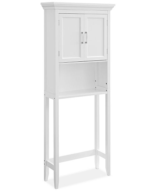 Furniture  Hayde Space Saver Cabinet, Quick Ship