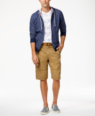 ff9be67e63 American Rag. American Rag Men's Belted Relaxed Cargo Shorts, Created for  Macy's