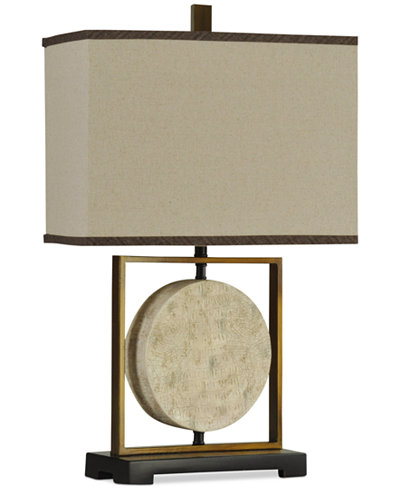 Stylecraft table lamp lighting lamps for the home macys stylecraft table lamp aloadofball Image collections