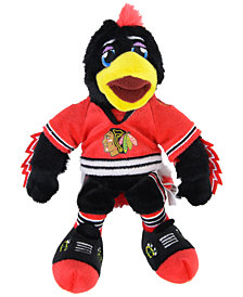 Forever Collectibles Chicago Blackhawks Plush Mascot