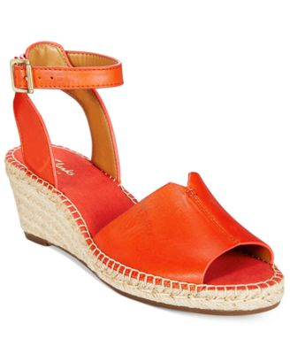 Image of Clarks Artisan Women's Petrina Selma Espadrille Wedge Sandals