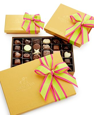 Godiva Spring Ballotin Collection Chocolates from $12.80