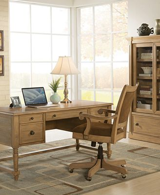 sherborne home office furniture collection, created for macy's