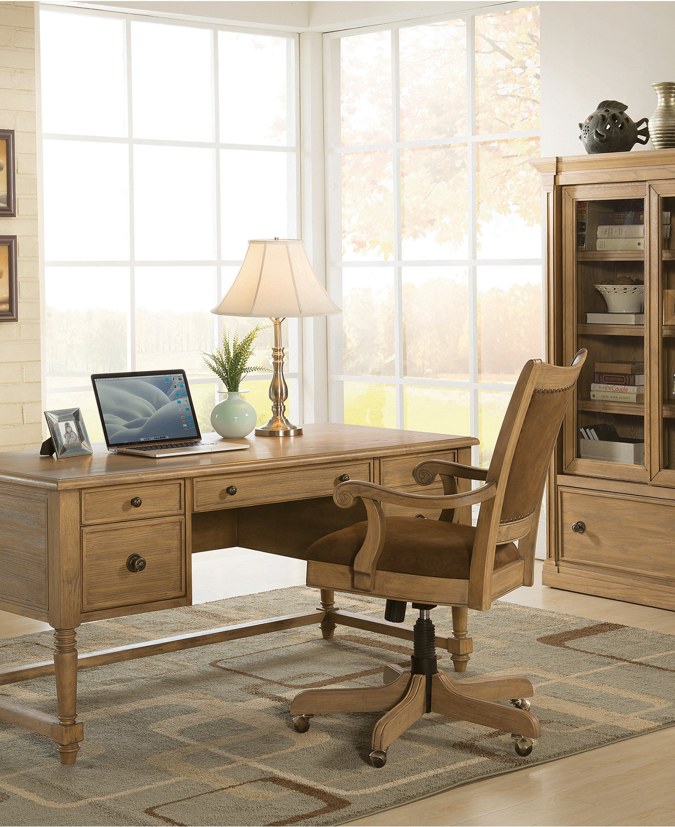 Sherborne Home Office Furniture Collection  Created for Macy s   Created  for Macy s   For The Home   Macy s. Sherborne Home Office Furniture Collection  Created for Macy s
