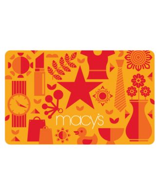 Macy's Everyday Spanish/en Español Card with Letter - Gift Cards ...