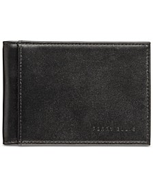 CLOSEOUT! Portfolio Men's Leather Front-Pocket RFID Wallet