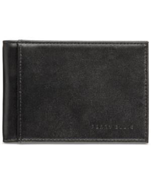 Closeout! Perry Ellis Portfolio Men's Leather Front-Pocket Rfid Wallet