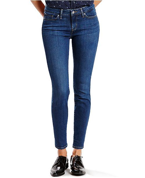 5f59e83f07a Levi's 712 Slim-Fit Ankle Jeans & Reviews - Jeans - Women - Macy's
