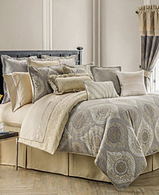Waterford Reversible Marcello King 4-Pc. Comforter Set