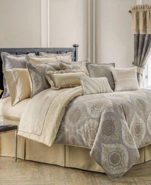 Waterford Reversible Marcello California King 4-Pc. Comforter Set Bedding 2695703
