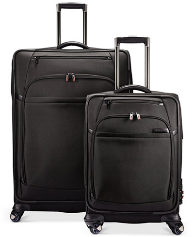 samsonite pro 4 dlx luggage luggage collections macy 39 s. Black Bedroom Furniture Sets. Home Design Ideas