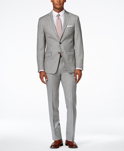 A Big & Tall fit should balance style with comfort in equal parts. It's hard for any man to look his best when he doesn't feel at ease. If you're tall and slender, ask about the latest trend in men's clothing: slim fit suits and tuxedos. You'll also find an impressive selection of two- and three-button suit .