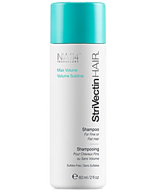 StriVectin Hair Max Volume Shampoo, 2 oz