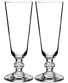Waterford Town & Country Collection Ashton Lane Flutes, Set of 2