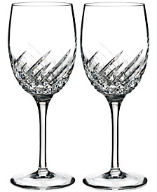 Essentially Wave Collection Wine Glass Pair