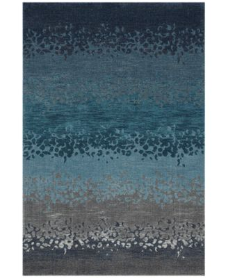 "Mosaic Pacific Multi 3'3"" x 5'1"" Area Rug"