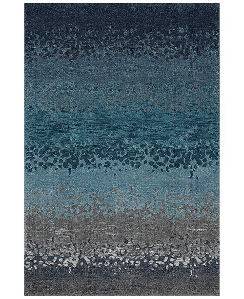 "Dalyn Mosaic Pacific Multi 7'10"" x 10'7"" Area Rug"