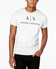 Men's Graphic-Print Logo T-Shirt