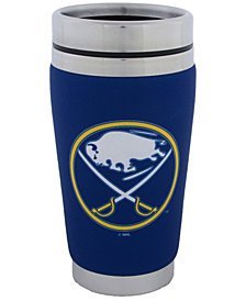 Hunter Manufacturing Buffalo Sabres 16 oz. Stainless Steel Travel Tumbler