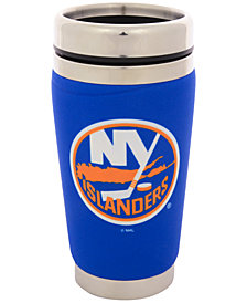 Hunter Manufacturing New York Islanders 16 oz. Stainless Steel Travel Tumbler
