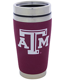 Hunter Manufacturing Texas A&M Aggies 16 oz. Stainless Steel Travel Tumbler