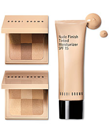 Bobbi Brown Nude Finish Collection