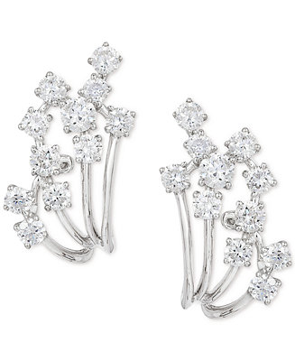 EFFY Collection Pavé Classica by EFFY Diamond Earrings (7