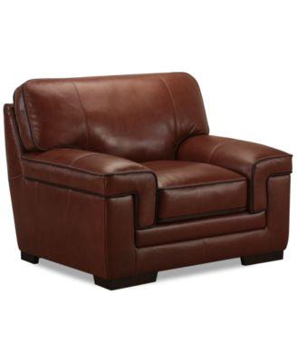 myars leather chair