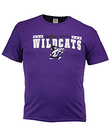 J America Men's Kansas State Wildcats Star Bar T-Shirt