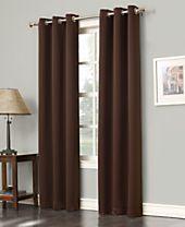 "Sun Zero Gaylen 40"" x 95"" Blackout Grommet Curtain Panel"