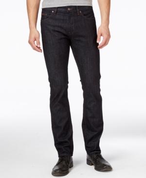Boss Hugo Boss Men's Delaware Navy Blue Wash Jeans