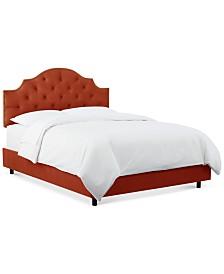 Hillsboro California King Bed, Quick Ship