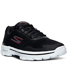 Skechers Men's GOwalk 3 - Reaction Walking Sneakers from Finish Line