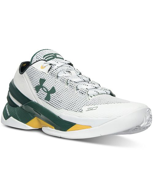 ... Under Armour Men s Curry Two Low Basketball Sneakers from Finish ... 74ccdfee3eaa
