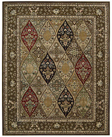 Nourison Wool & Silk 2000 2292 Multicolor Area Rug