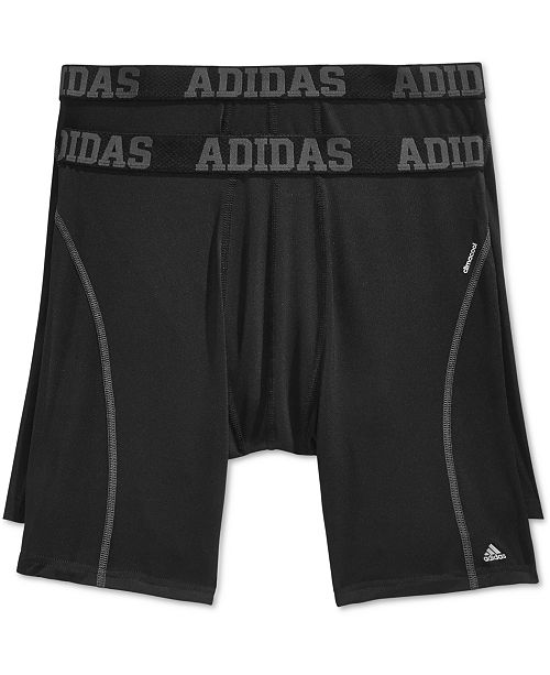 f9cb96d4194b adidas Men's Climacool 2 Pack Midway Brief; adidas Men's Climacool 2 Pack  Midway ...