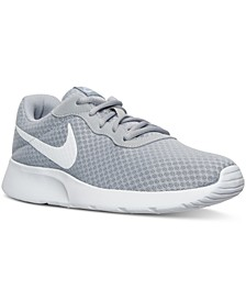 Men's Tanjun Casual Sneakers from Finish Line