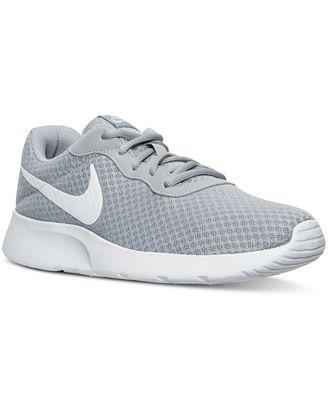 nike s tanjun casual sneakers from finish line
