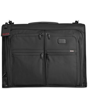 Alpha 2 Black Classic Garment Bag Luggage