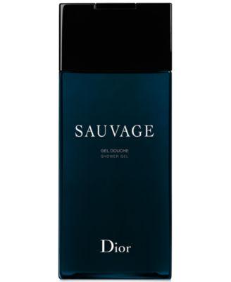 Men's Sauvage Shower Gel, 6.7 oz