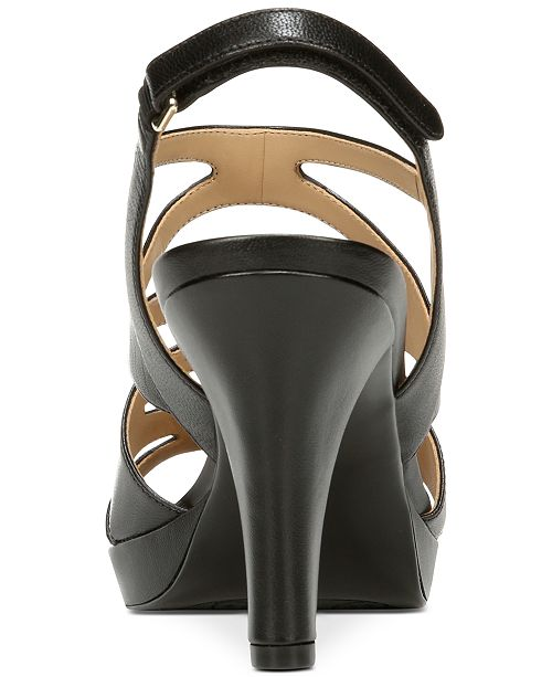 621a38b9f088 Naturalizer Pressley Sandals   Reviews - Pumps - Shoes - Macy s